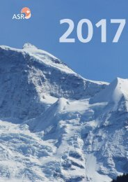 Rapport de gestion 2017