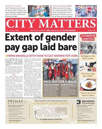 City Matters 071