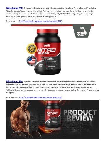 http://newmusclesupplements.com/nitro-pump-250/