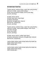 CATATAN LAGU - Page 5