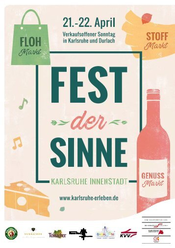 Karlsruhe - Fest  der Sinne