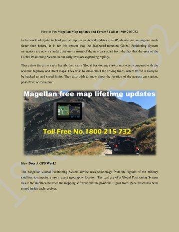 magellan free map lifetime updates