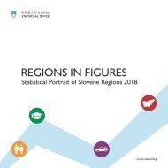 Regions in Figures 2018