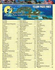 PNCC Palau 2018 Yellow Pages