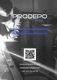Prodepo katalog
