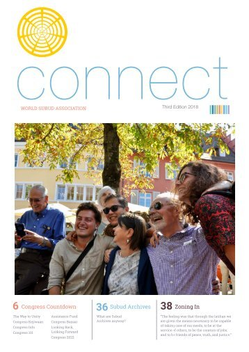 Connect Magazine 2018 ENG
