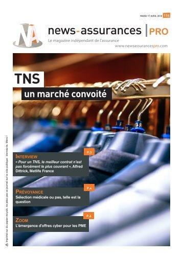 Edition spéciale TNS