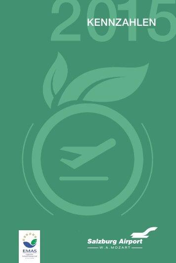Umwelt Kennzahlen 2015