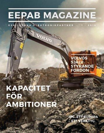 EEPAB Magazine #1 2016