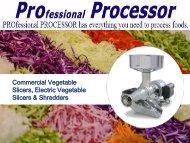 Vegetable Shredder by ProProcessor | Shop Online