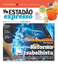 Estadão Expresso - Edição de 21.07.2017