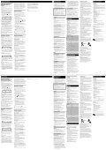 Sony CMT-EH10 - CMT-EH10 Consignes d'utilisation Tchèque - Page 2