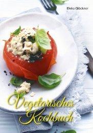 Vegetarisches Kochbuch Leseprobe