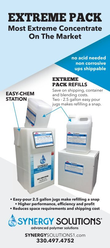 Extreme Pack Car Wash Chemical Concentrates