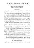 3. lielais jāņa evaņģēlijs.  3 grāmata. 1-246 - Page 3