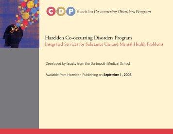 CDP Hazelden Co-occurring Disorders Program