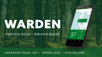 Warden Process Book