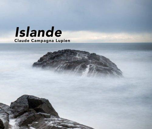 Claude Campagna Lupien - Islande