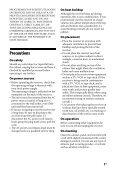 Sony STR-DN840 - STR-DN840 Guida di riferimento Inglese - Page 5