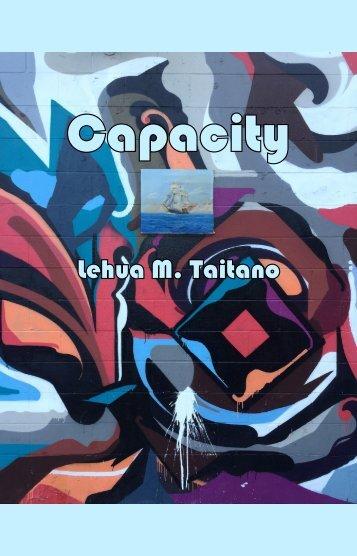 LEHUA M TAITANO | Capacity