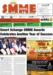 SMME NEWS  - DEC 2017 ISSUE