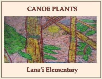 Canoe Plants   Lanaiʻi Elementary
