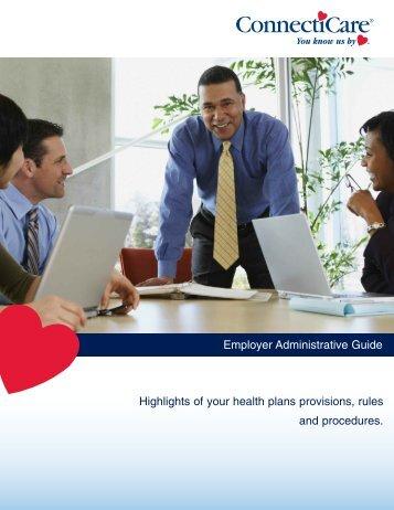 Employer Admin Guide