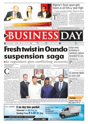 BusinessDay 12 Apr 2018