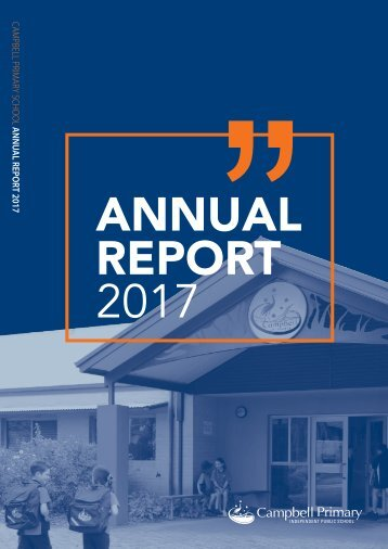 CPS ANNUAL REPORT 2017