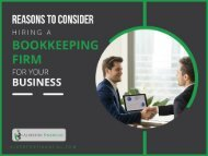 Reasons to Consider A Professional Bookkeeping Firm for Your Business in Perth