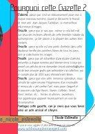 LA GAZETTE DE NICOLE 005 - Page 3