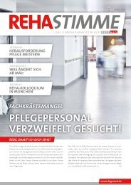 RehaStimme April 2018