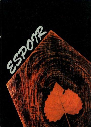 1991 Pine Memoirs
