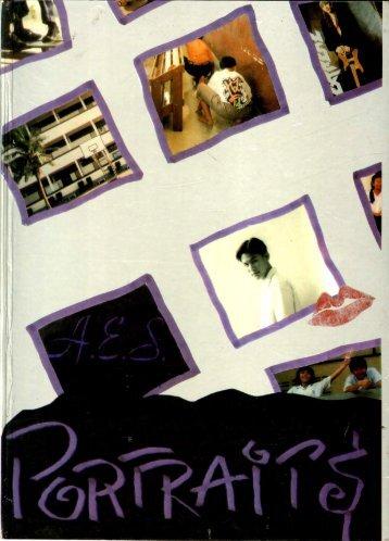 1991-1992 Pine Memoirs Portraits