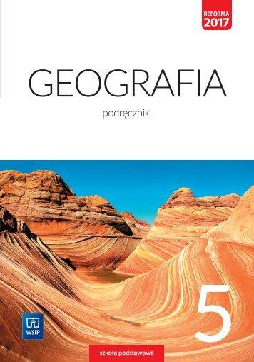 GEOGRAFIA klasa  5