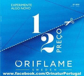 Oriflame - Catálogo 07-2018