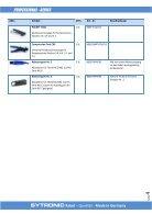 Sytronic (Zubehör und Stecker) - Page 2