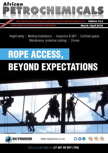 African Petrochemicals- Mar/April  Edition 15_2