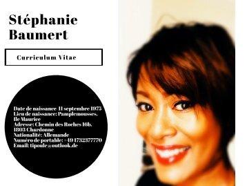 stephanie CV