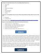 Ceramic Simulating Coating Market - Page 2