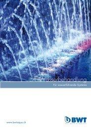 Wasserbehandlung - CHRIST AQUA AG