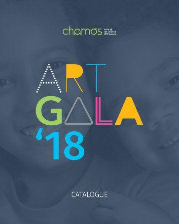 Catalogue Chamos Art Gala