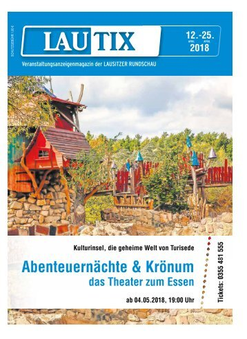 Lautix vom 12. – 25. April 2018