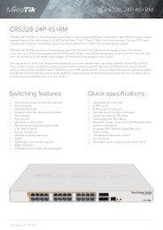 CRS328-24P-4S+RM - mikrotik - mstream.com.ua