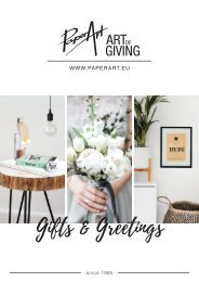 Gifts & Greetings by Paper Art