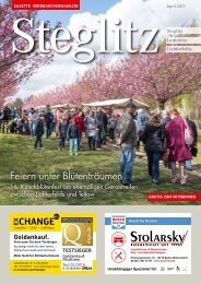 Gazette Steglitz April 2017
