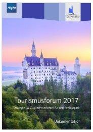 Dokumentation Tourismusforum 2017