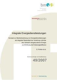Integrale Energiedienstleistungen - NachhaltigWirtschaften.at