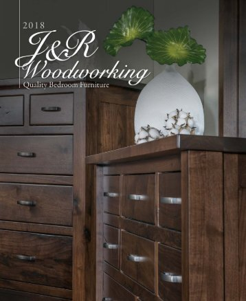 J&R Woodworking 2018 catalog