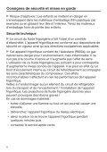 Miele K 34683 iDF - Mode d'emploi et instructions de montage - Page 6